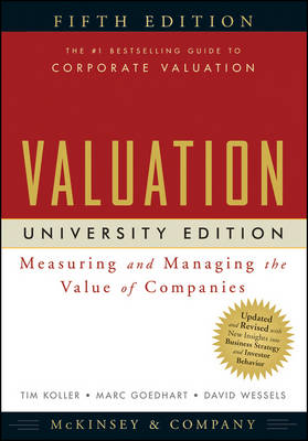 Valuation: Measuring and Managing the Value of Companies (Mixed media product)