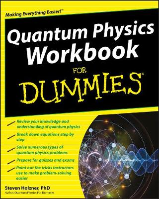 Quantum Physics Workbook For Dummies (Paperback)