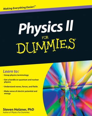 Physics II For Dummies (Paperback)