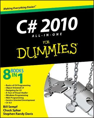 C# 2010 All-in-One For Dummies (Paperback)