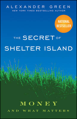 The Secret of Shelter Island: Money and What Matters (Paperback)