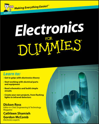 Electronics For Dummies (Paperback)