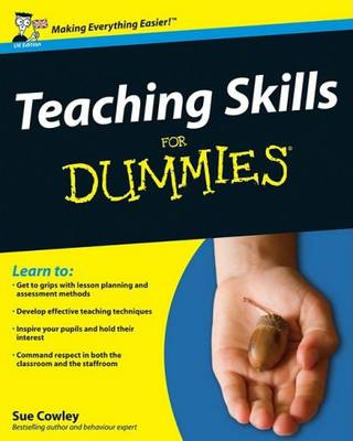 Teaching Skills For Dummies (Paperback)