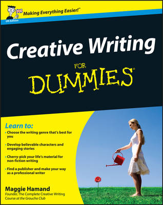 Creative Writing For Dummies (Paperback)