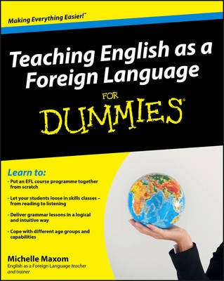 Teaching English as a Foreign Language for Dummies (Paperback)