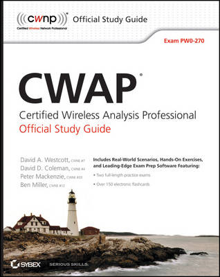 CWAP Certified Wireless Analysis Professional Official Study Guide: Exam PW0-270 (Paperback)