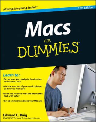 Macs For Dummies (Paperback)