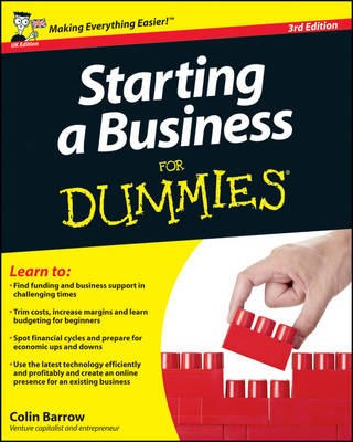 Starting a Business For Dummies (Paperback)