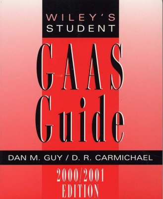 Wiley's Student GAAS Guide 2000/2001 (Paperback)