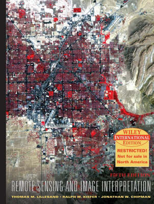 Remote Sensing and Image Interpretation (Hardback)
