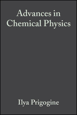 Advances in Chemical Physics: v.27 (Hardback)