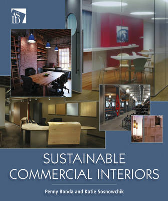 Sustainable Commercial Interiors (Hardback)