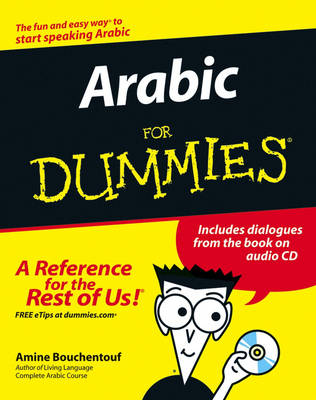 Arabic For Dummies (Paperback)