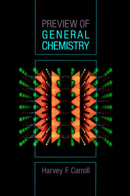 Preview of General Chemistry (Paperback)