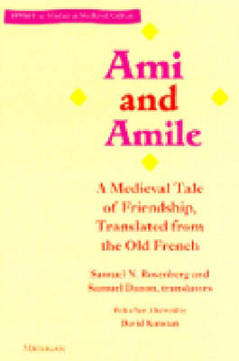 Ami and Amile - Stylus: Studies in Mediaeval Culture S. (Paperback)