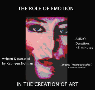 The Role of Emotion in the Creation of Art (CD-Audio)