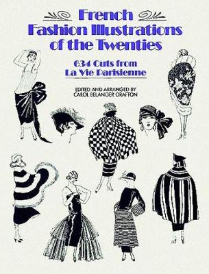 French Fashion Illustrations of the Twenties - Dover Fashion and Costumes (Paperback)