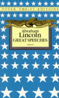 Great Speeches - Dover Thrift Editions (Paperback)