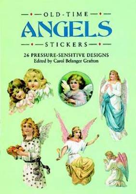 Old-Time Angels Stickers - Dover Stickers (Paperback)