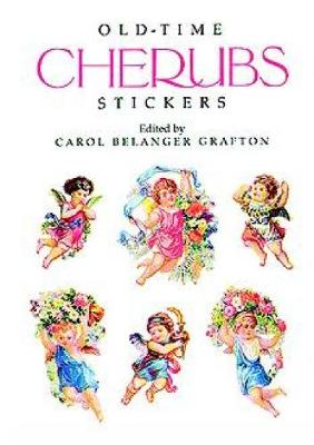 Old-Time Cherubs Stickers - Dover Stickers (Paperback)