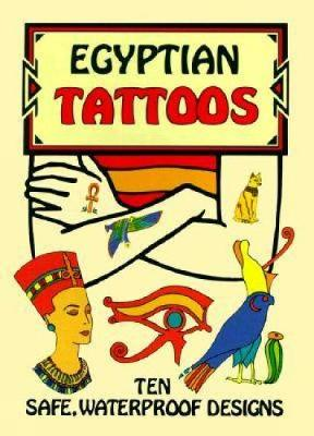 Egyptian Tattoos - Dover Tattoos (Paperback)