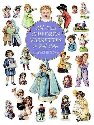 Old-Time Children Vignettes - Dover Pictorial Archive (Paperback)