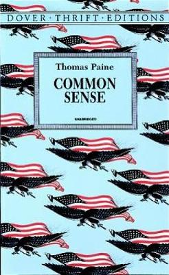 Common Sense - Dover Thrift Editions (Paperback)