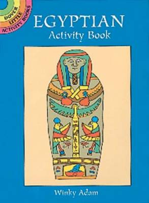 Egyptian Activity Book - Dover Little Activity Books (Paperback)