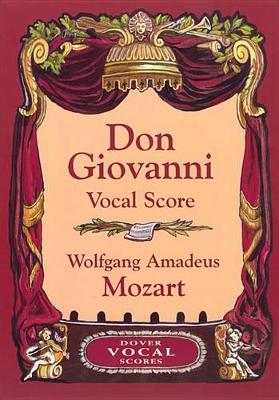W.A. Mozart: Don Giovanni (Vocal Score) (Paperback)