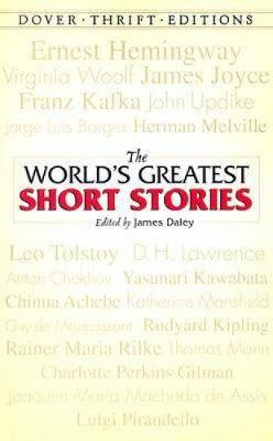 The World's Greatest Short Stories - Dover Thrift Editions (Paperback)
