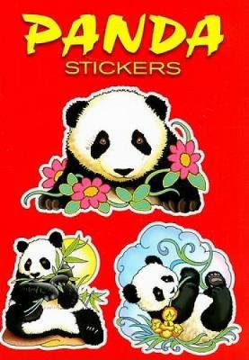 Panda Stickers - Dover Stickers (Paperback)