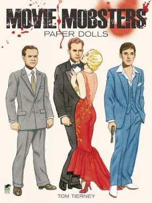 Movie Mobster Paper Dolls - Dover Celebrity Paper Dolls (Paperback)