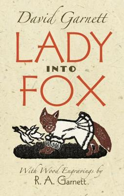 Lady into Fox (Paperback)