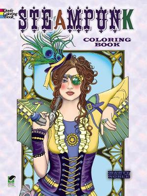 Steampunk Coloring Book - Creative Haven Coloring Books (Paperback)