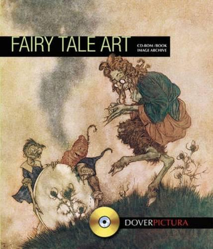 Fairy Tale Art (Mixed media product)