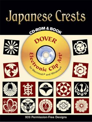 Japanese Crests (Mixed media product)