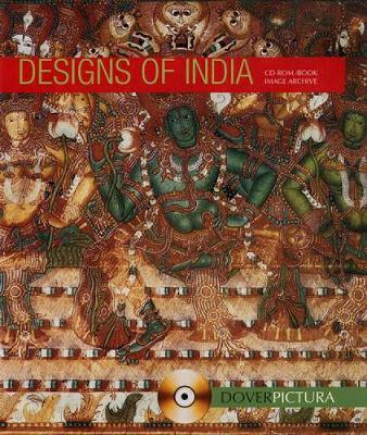 Designs from India - Dover Pictura Electronic Clip Art (Mixed media product)