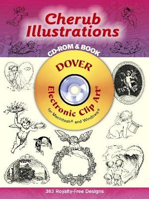 Ready-to-Use Old-Fashioned Cherub Illustrations - Dover Electronic Clip Art (Paperback)