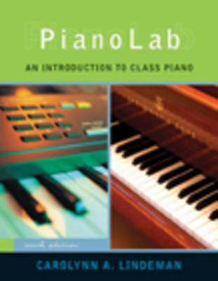 Pianolab: An Introduction to Class Piano (Mixed media product)