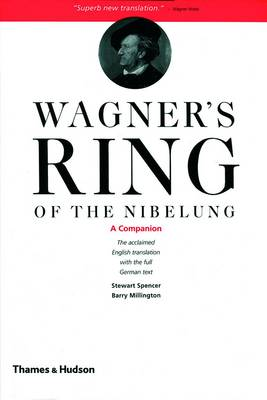 "Wagner's ""Ring of the Nibelung"": Companion: A Companion (Paperback)"