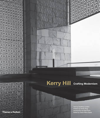 Kerry Hill: Crafting Modernism (Hardback)