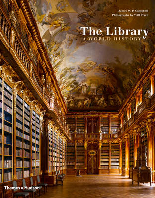 The Library: A World History (Hardback)