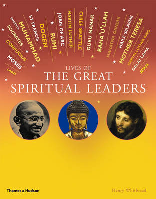 Lives of the Great Spiritual Leaders: 20 Inspirational Tales (Hardback)