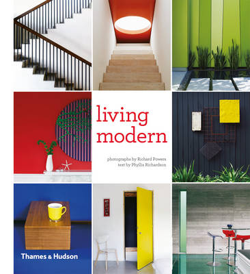 Living Modern: The Sourcebook of Contemporary Interiors (Hardback)