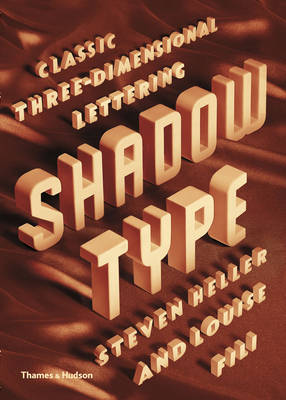 Shadow Type: Classic Three-Dimensional Lettering (Hardback)