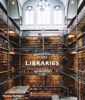 Candida Hofer: Libraries (Hardback)