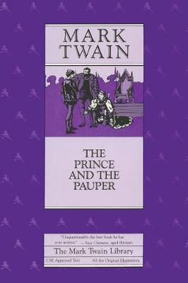 The Prince and the Pauper - Mark Twain Library (Hardback)