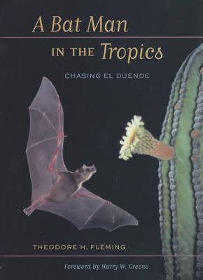 A Bat Man in the Tropics: Chasing El Duende - Organisms and Environments v. 7 (Hardback)