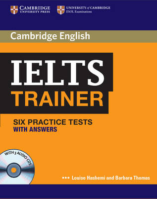 IELTS Trainer Six Practice Tests with Answers and Audio CDs (3) (Mixed media product)