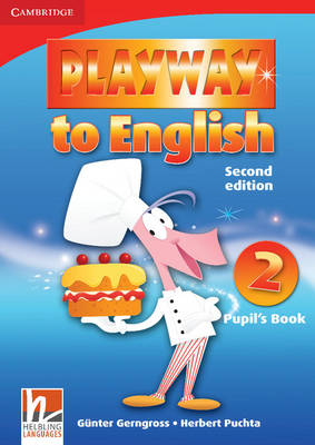 Playway to English Level 2 Pupil's Book: Level 2 (Paperback)